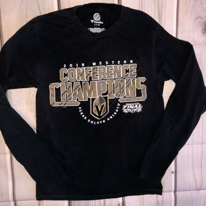 Golden Knights 2018 Conference Champions T-shirt